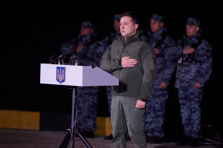 Зеленский назвал главную цель нового войска Украины