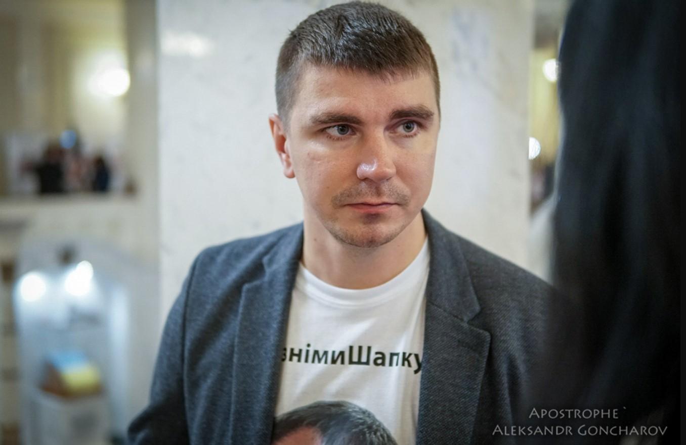 Опубликовано первое фото с места смерти нардепа Полякова
