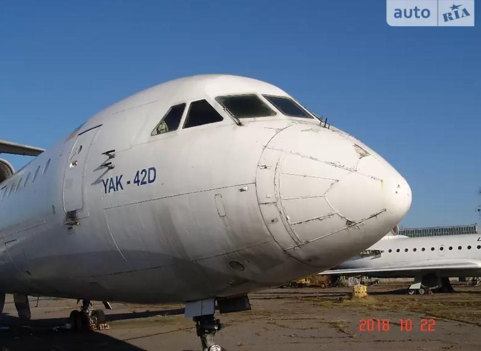 «Голый планер». Во Львове продают разукомплектованный самолет, выигранный на аукционе (фото)