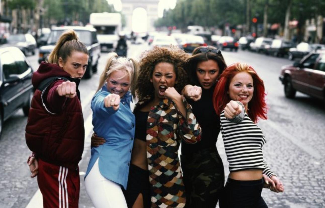 Spice Girls выпустили коллекцию к 25-летию сингла Wannabe
