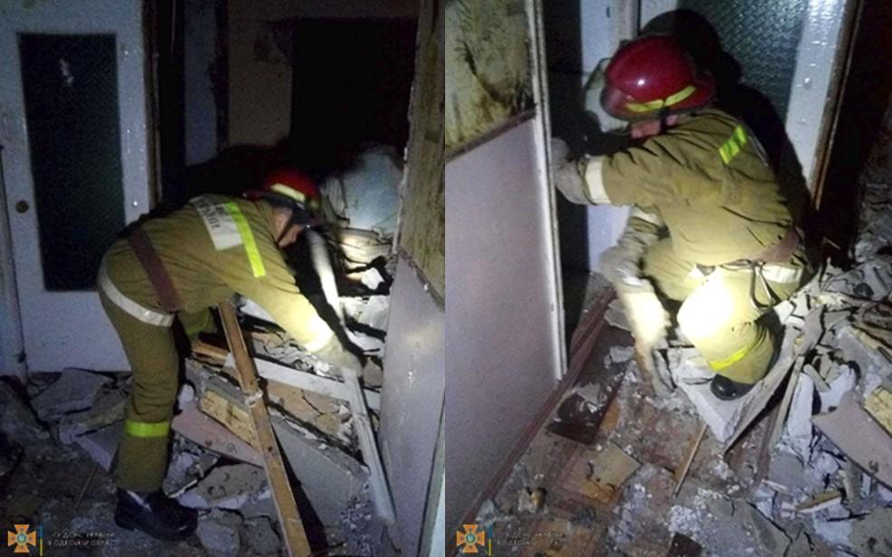 На Oдecчине произошел взрыв в квартире: есть пострадавшие