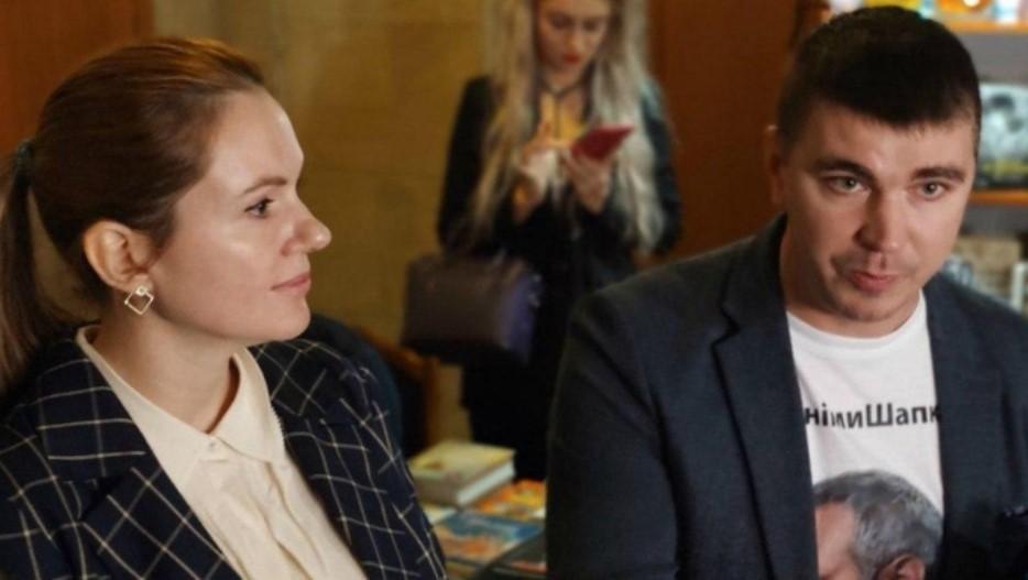 Поляков жил со Скороход, но она его бросила — СМИ