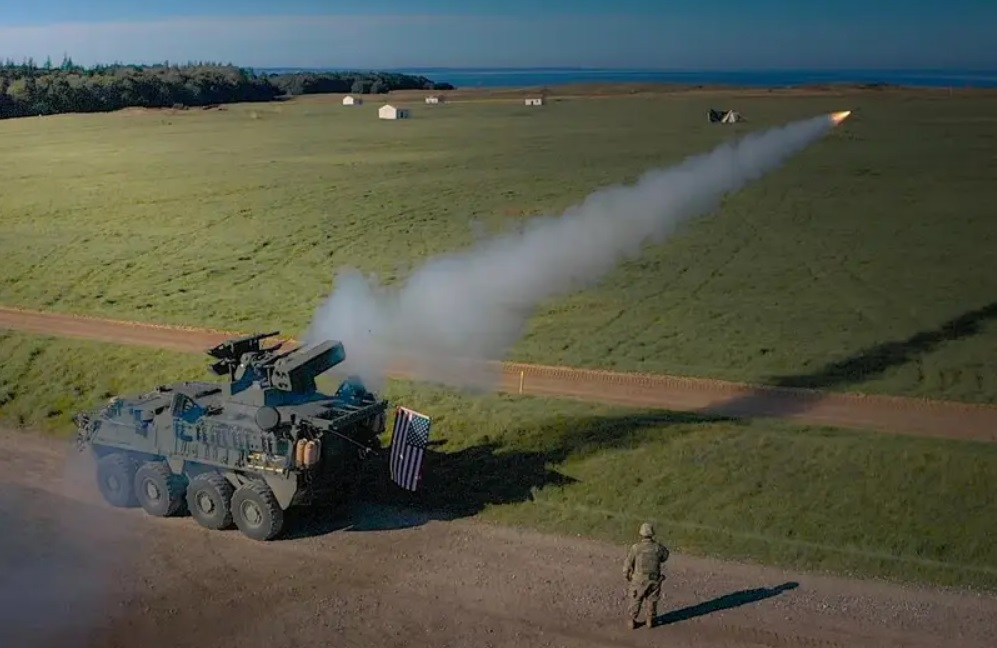 Военные США учатся сбивать российские БПЛА над Европой (фото)