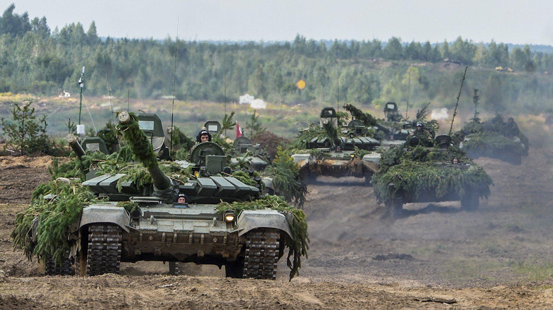 Конгресс США назвал учения «Запад-2021» подготовкой ВС РФ к будущему вторжению в Украину
