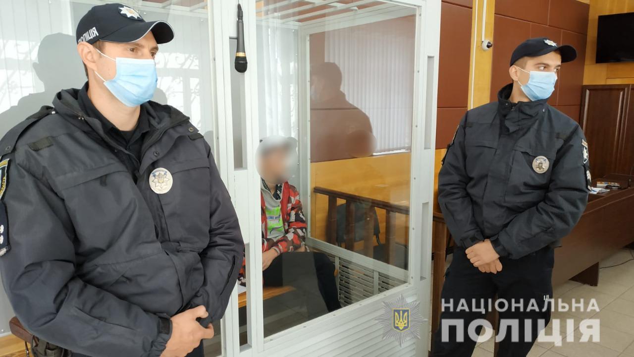 Убийство полицейского в Чернигове: первого подозреваемого арестовали, ему 17 лет